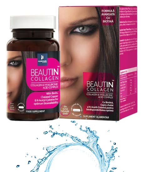 Beautin Collagen tablete